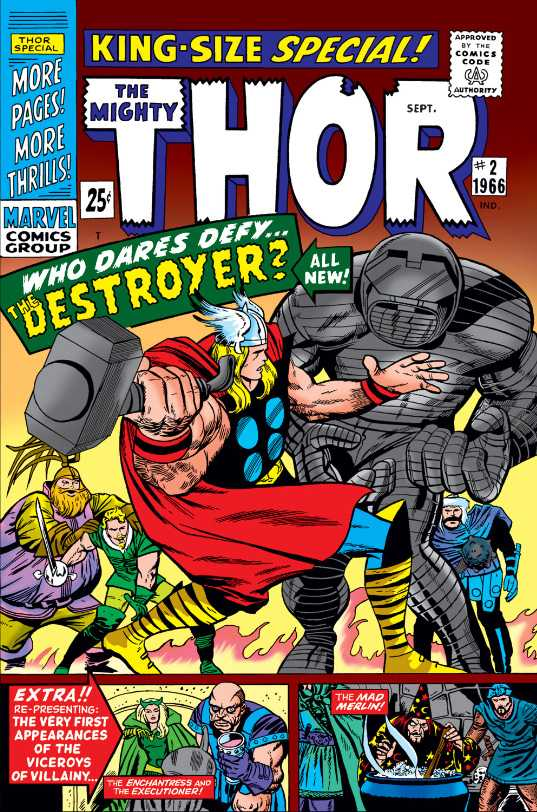 The Mighty Thor Annual #2