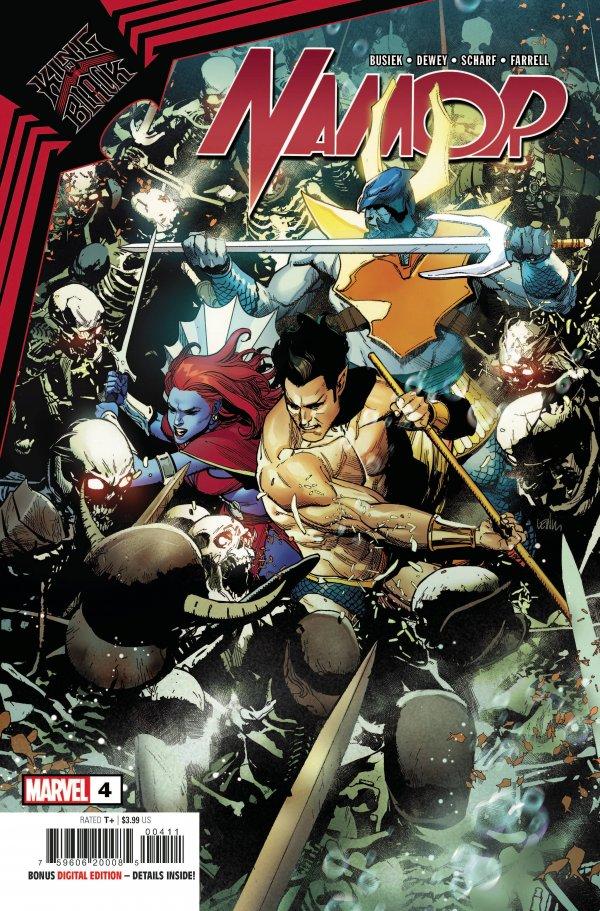 King in Black: Namor #4