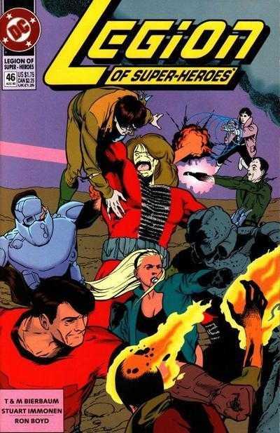 Legion of Super-Heroes #46
