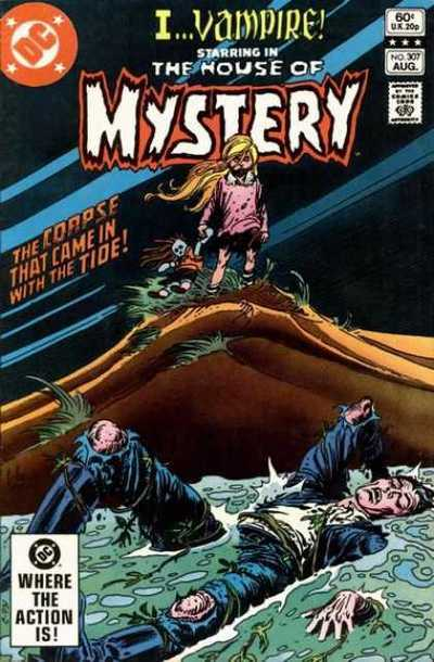 House of Mystery #307