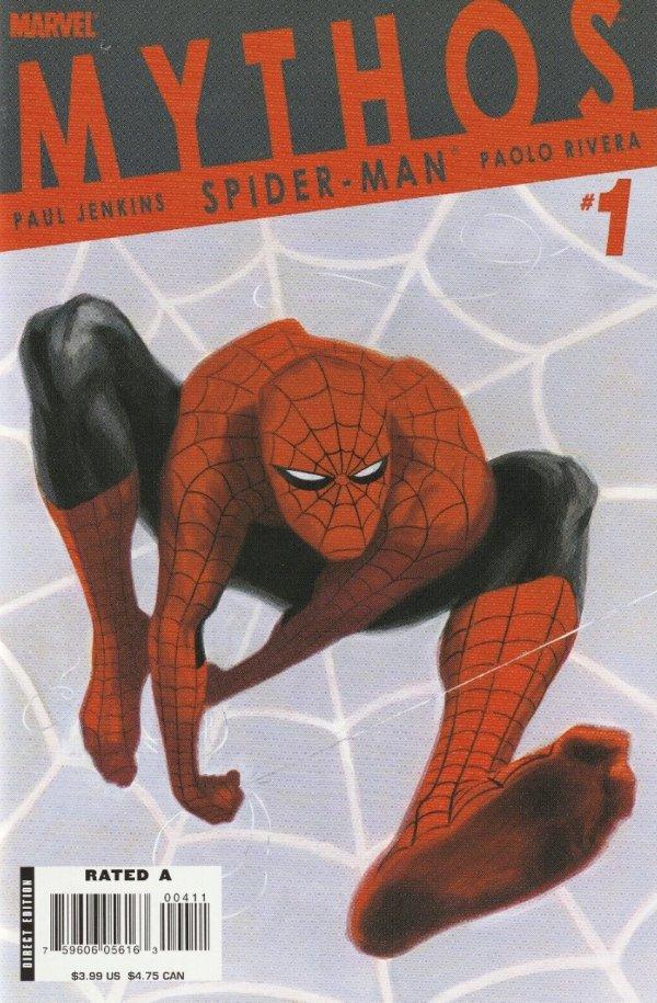 Mythos: Spider-Man #1