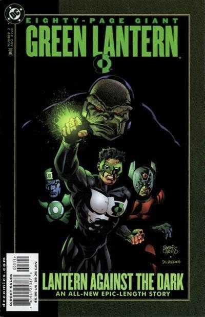 Green Lantern 80-Page Giant #3