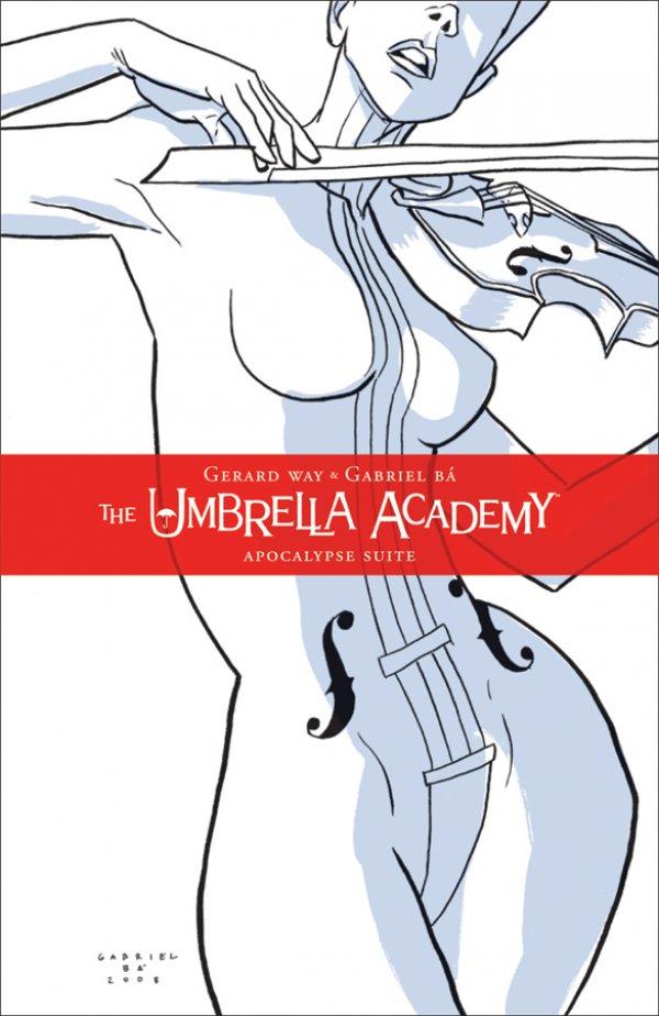 The Umbrella Academy: Apocalypse Suite TP