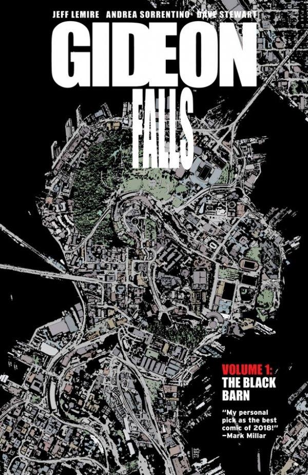 Gideon Falls Vol. 1: The Black Barn TP