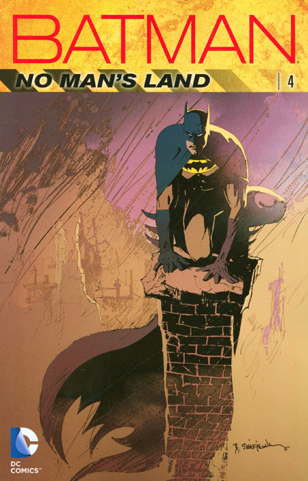 Batman: No Man's Land - New Edition Vol. 4 TP