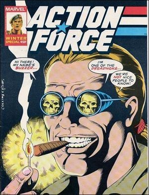 Action Force #Winter Special
