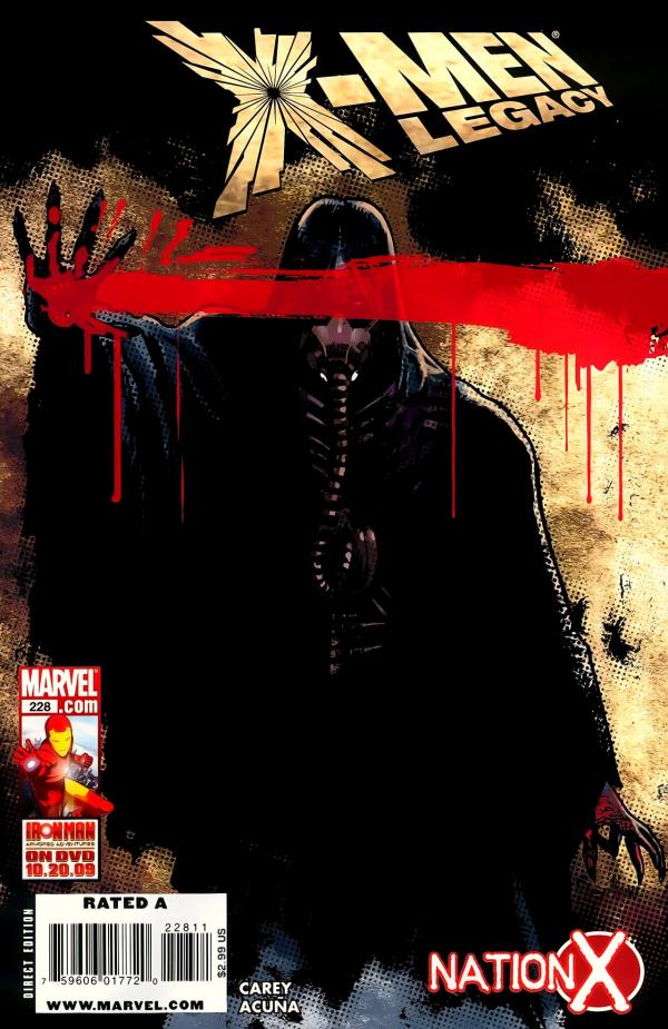 X-Men: Legacy #228