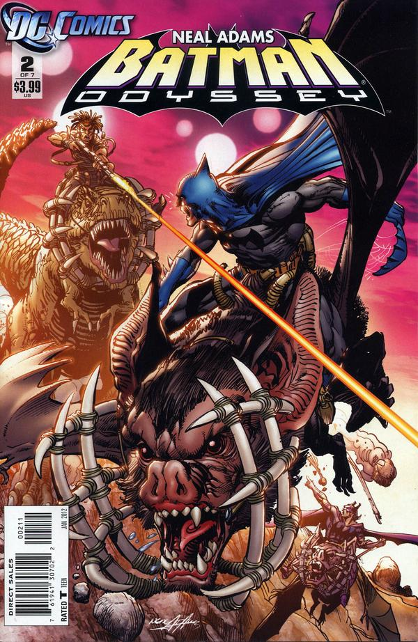 Batman: Odyssey #2