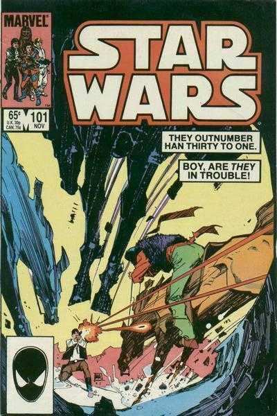 Star Wars #101