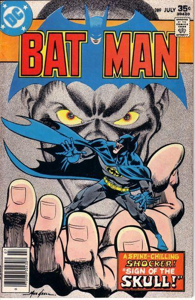 Batman #289