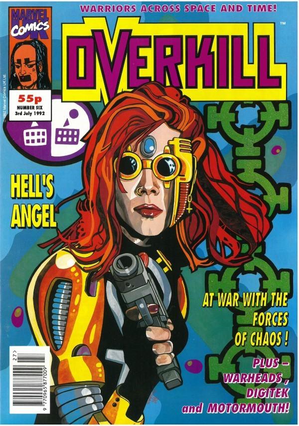 Overkill #6