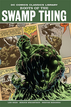 DC Comics Classics Library: Roots of the Swamp Thing HC