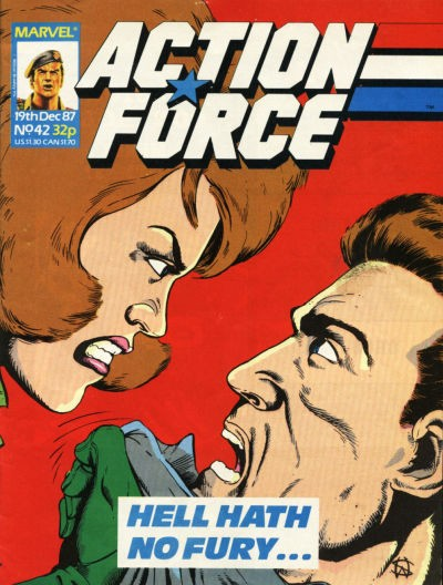 Action Force #42