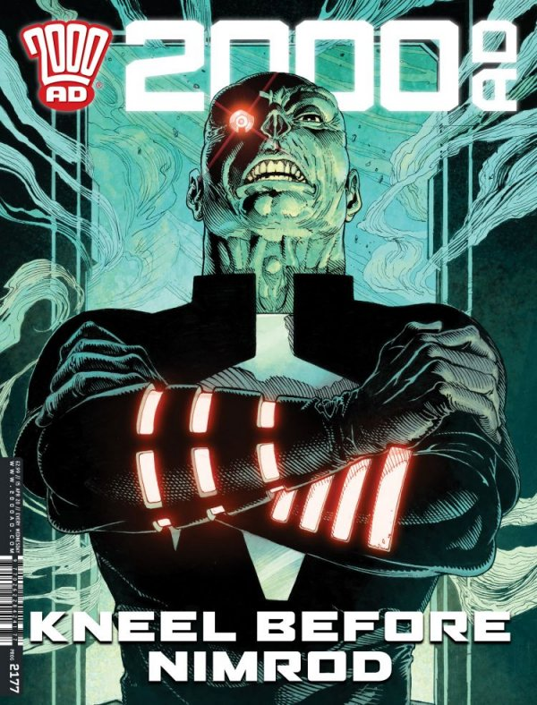 2000 AD #2177 review