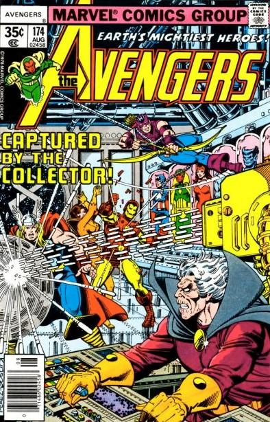 The Avengers #174