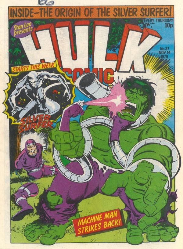 Hulk Comic #37