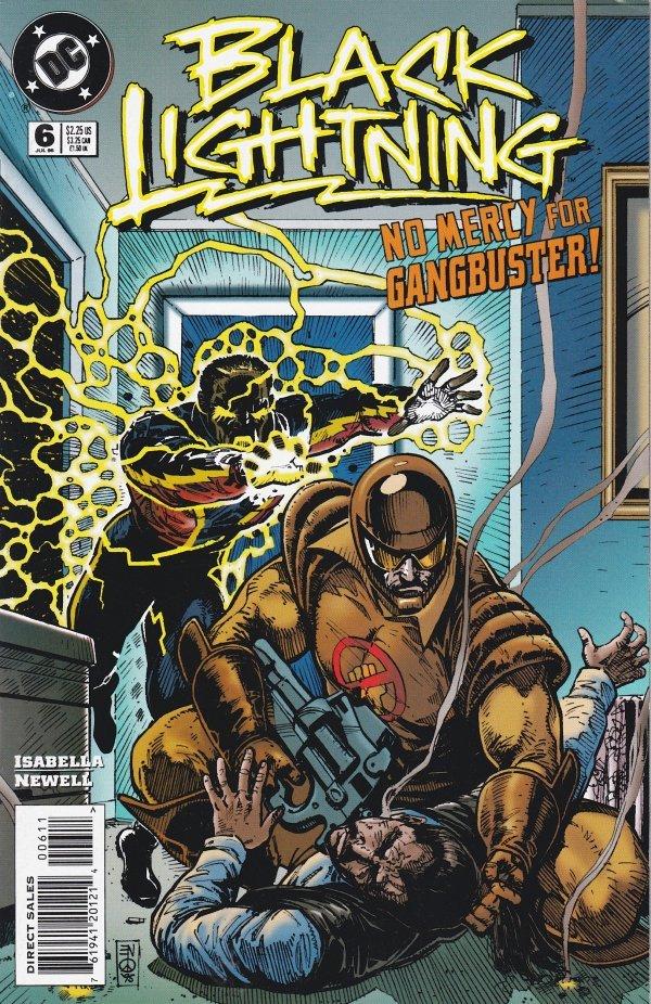 Black Lightning #6
