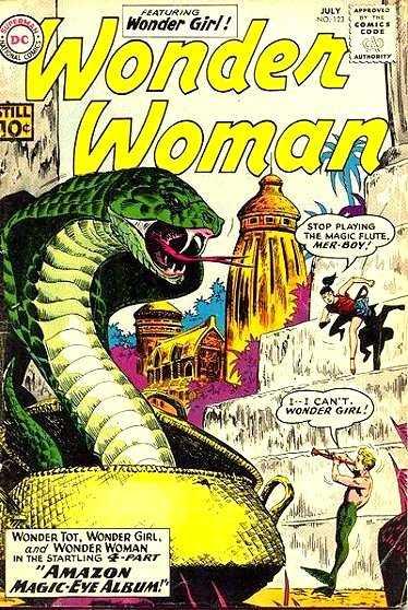 Wonder Woman #123