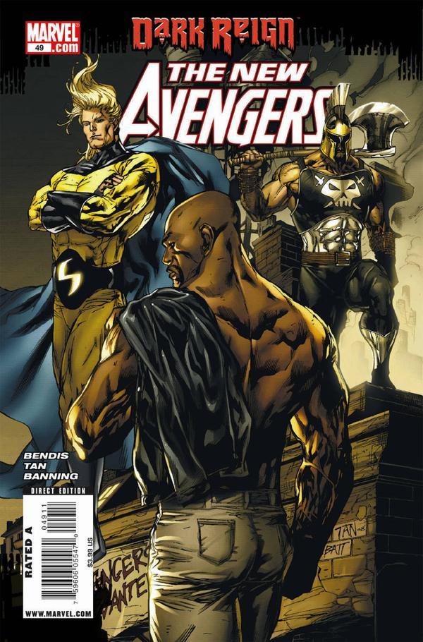 The New Avengers #49
