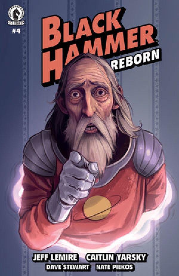 Black Hammer: Reborn #4