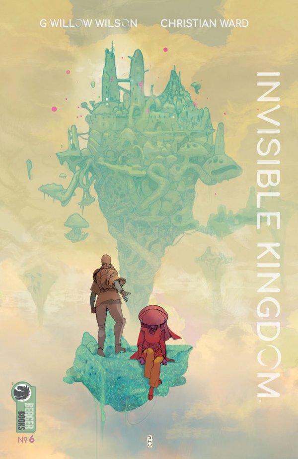 Invisible Kingdom #6