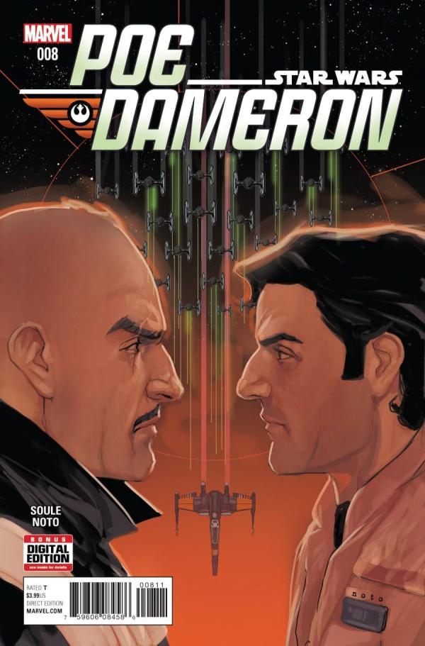 Star Wars: Poe Dameron #8