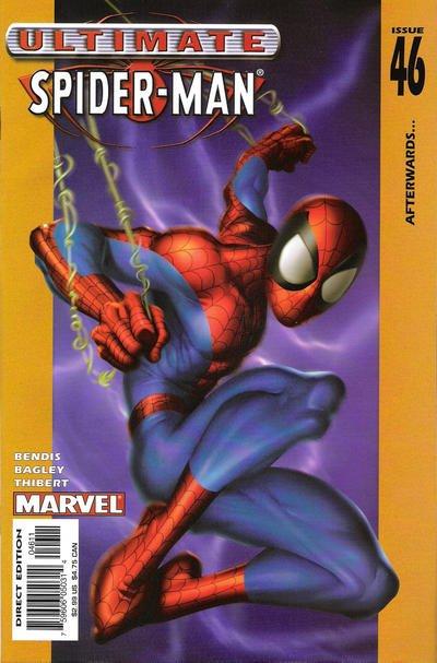 Ultimate Spider-Man #46