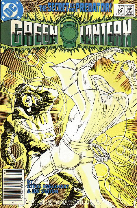 Green Lantern #191
