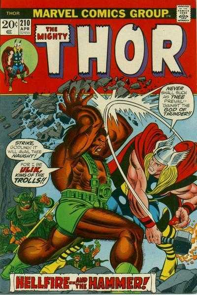 The Mighty Thor #210