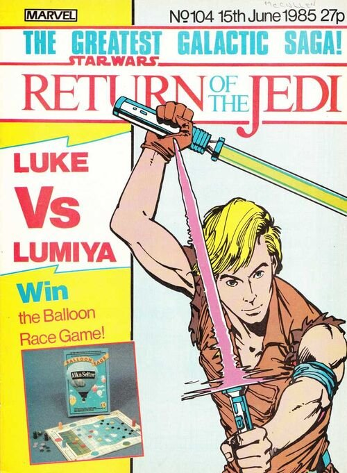 Return of the Jedi Weekly #104
