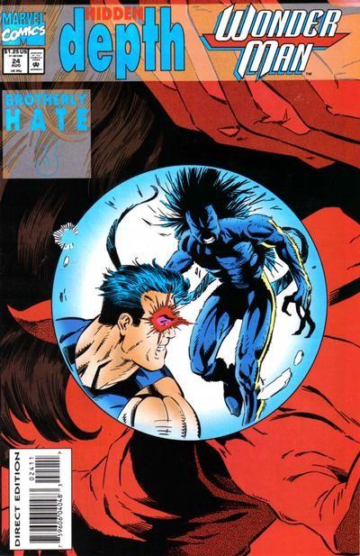 Wonder Man #24