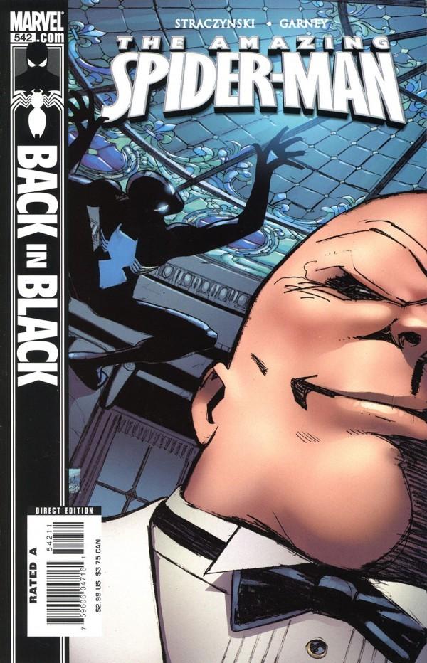 The Amazing Spider-Man #542