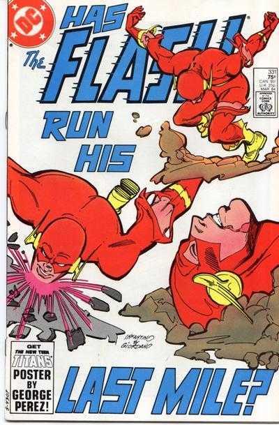 The Flash #331