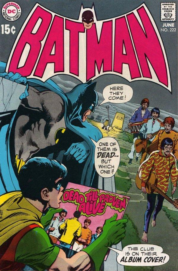 Batman #222