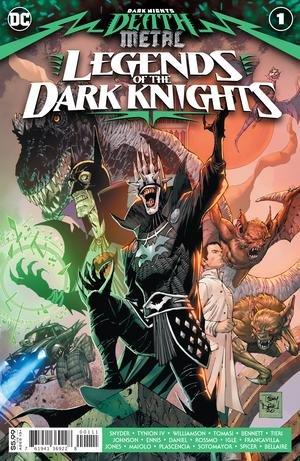 Dark Nights: Death Metal - Legends of the Dark Knights #1