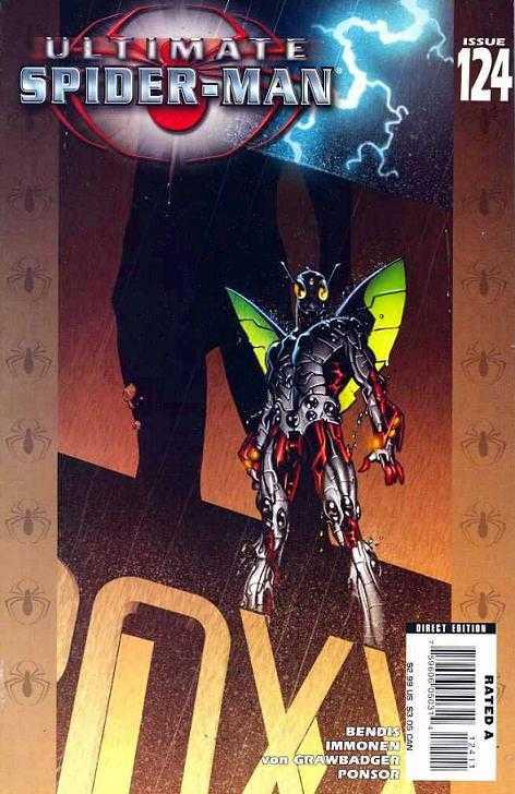 Ultimate Spider-Man #124