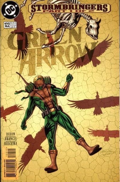 Green Arrow #122