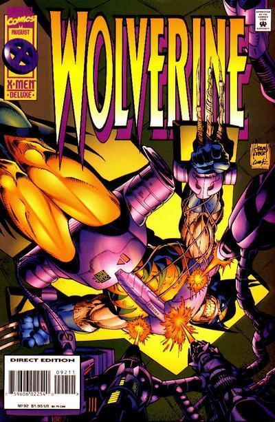 Wolverine #92