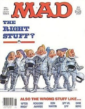 Mad Magazine #247