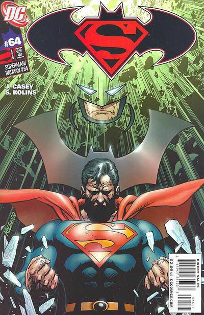 Superman / Batman #64