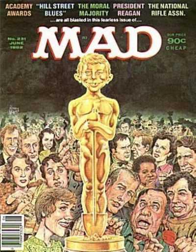 Mad Magazine #231