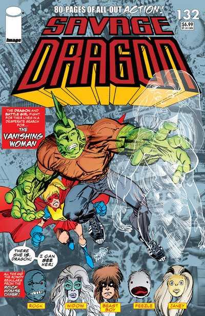 Savage Dragon #132