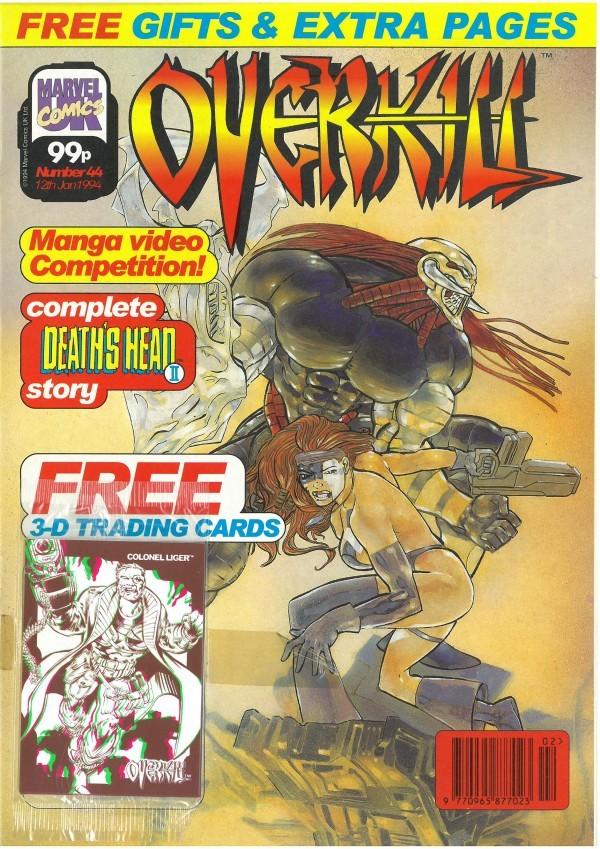 Overkill #44