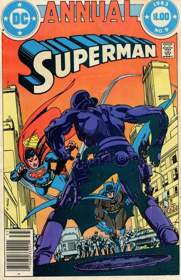 Superman Annual #9
