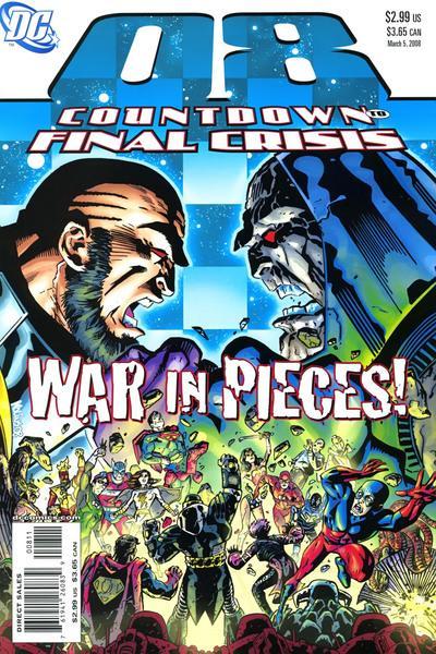 Countdown to Final Crisis #8