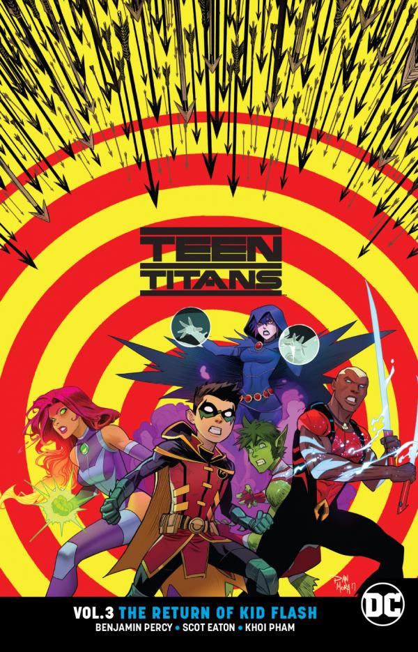 Teen Titans Vol. 3: The Return of Kid Flash TP