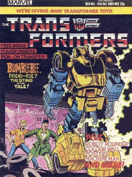 The Transformers #3
