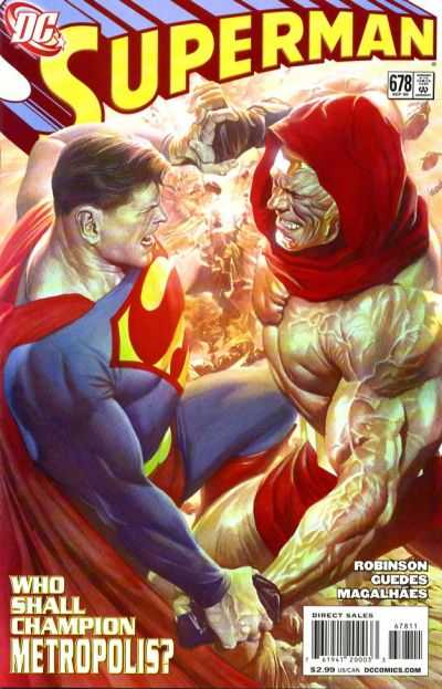 Superman #678
