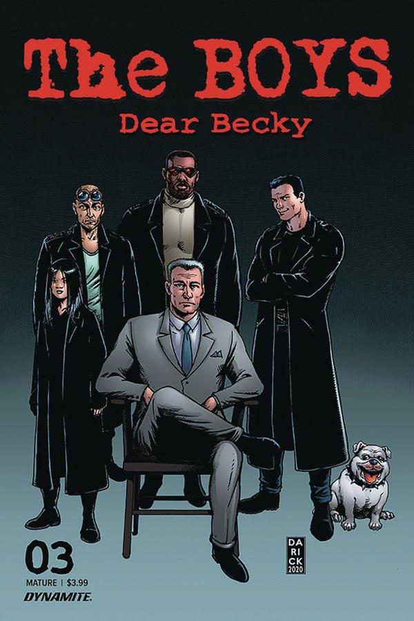 The Boys: Dear Becky #3 review