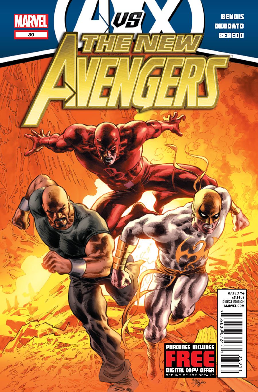 The New Avengers #30